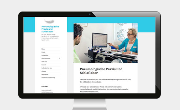 Pneumologische Praxis und Schlaflabor